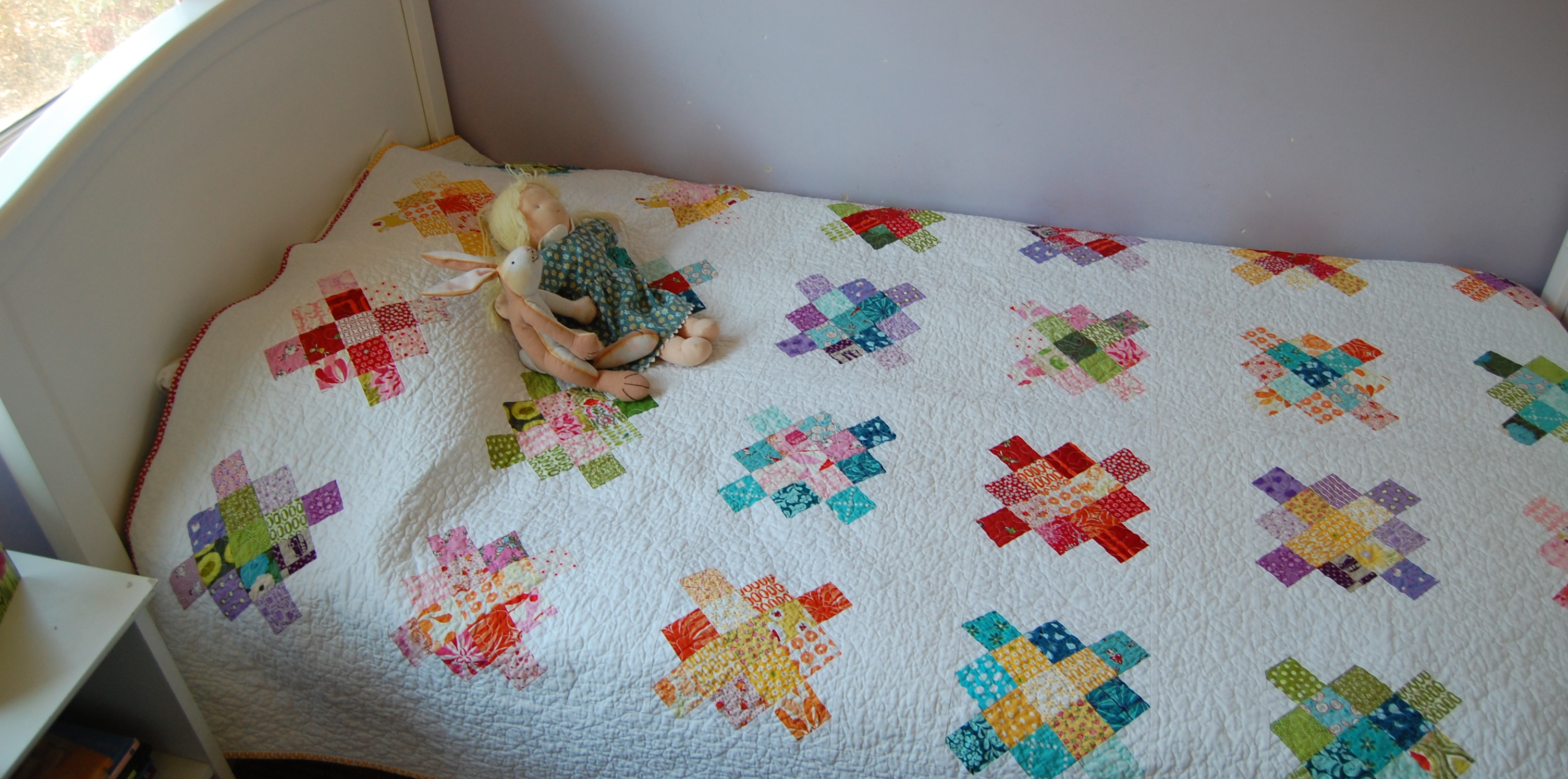 a four twin tutorial of size diary blog quilter quilt fast patch
