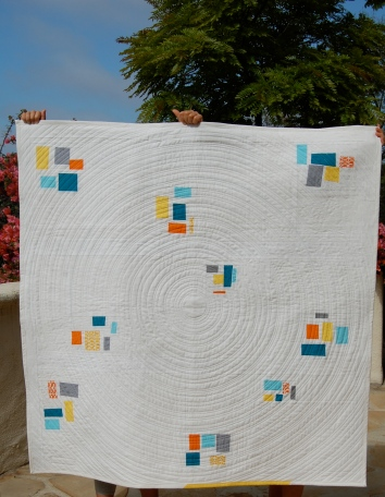Passing Shower Quilt #1