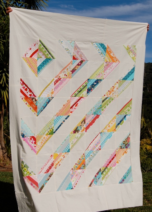 The Little Quilt That Could- Top #2