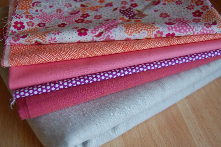 consideration for Miss N's bed quilt