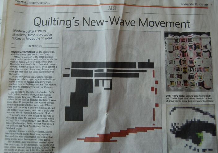Modern Quilting Article