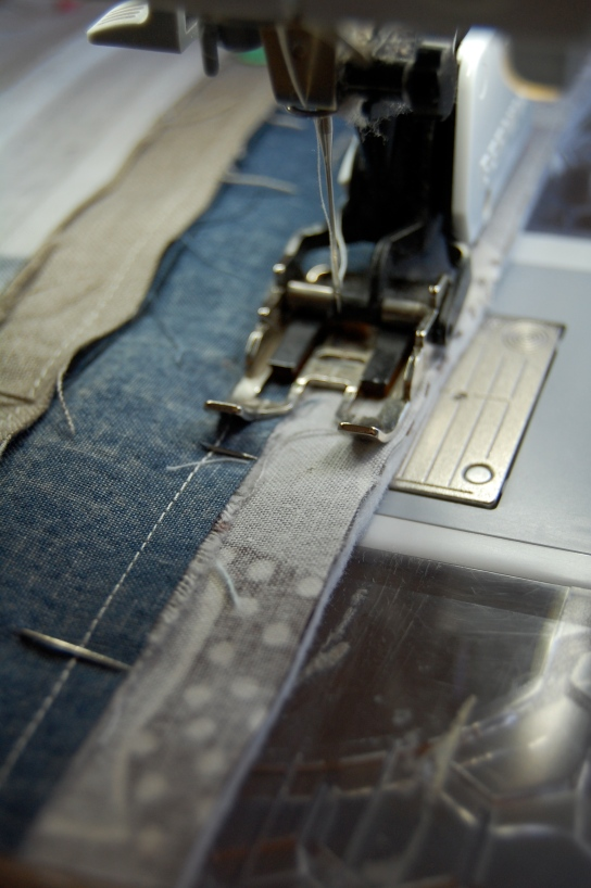 sewing it together