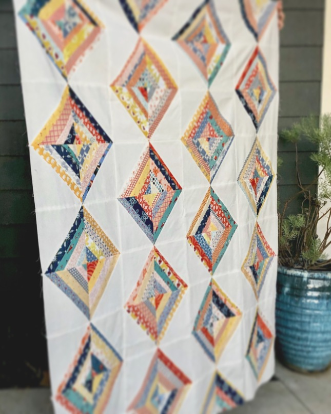 Bodhi Quilt by Blooming Poppies