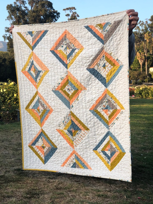 Bodhi Quilt by @bloomingpoppies