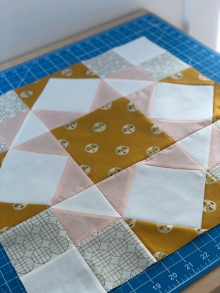 Journey Home Quilt block
