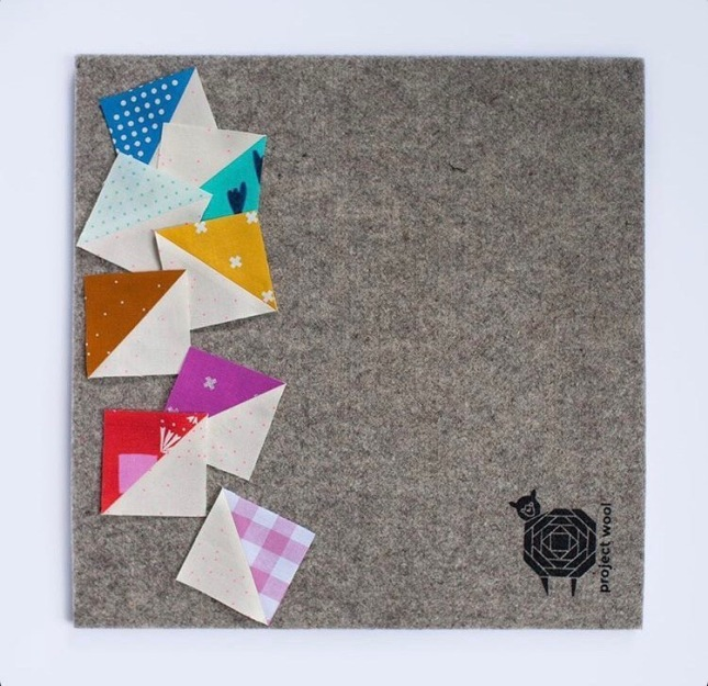 Project Wool Mat- Week 2 QAL prize
